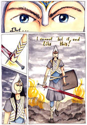 The Fall of Fingolfin - 04 by LadyAnaire
