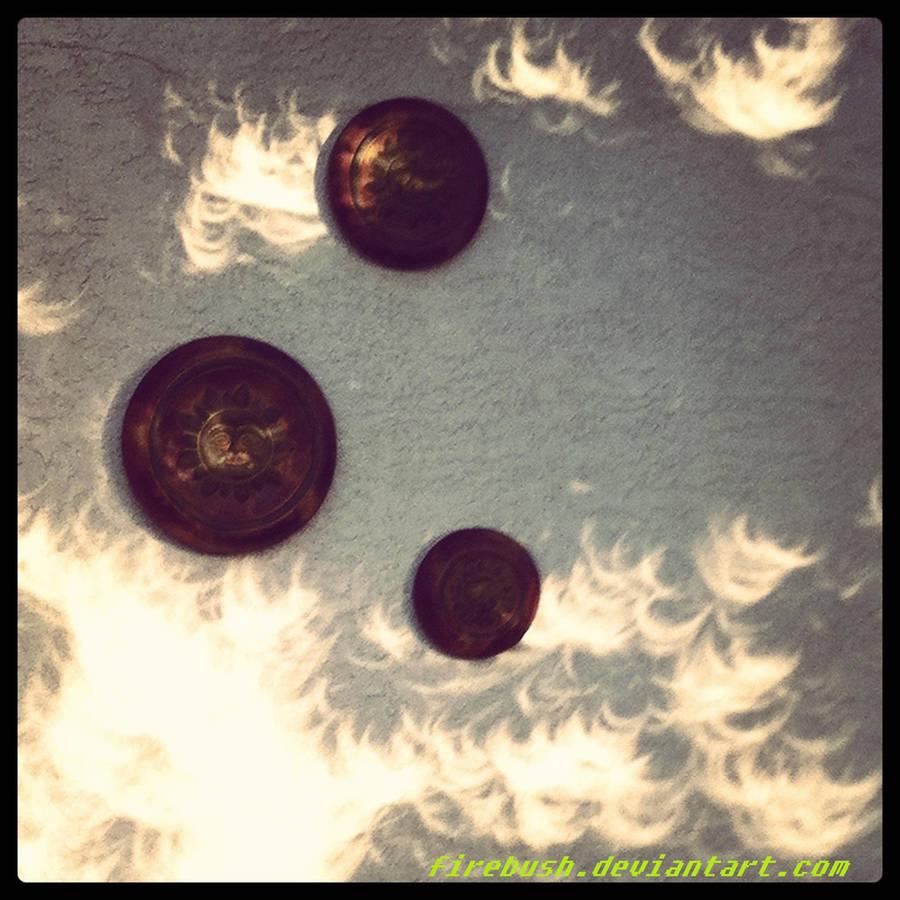 Three Lone Stars by Fyreglyphs