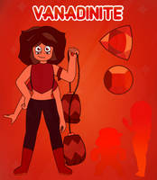FUSION - Vanadinite by Fyreglyphs