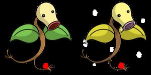 Pokemon #069 - Bellsprout by Fyreglyphs