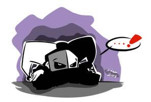 Gaia online - Dark Joker 015 by ThePeten