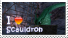 Scauldron Stamp by Stampering