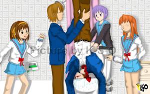 SOS Toilet Humor by K-S-O