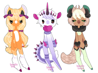 October adopts closed by Bonelo