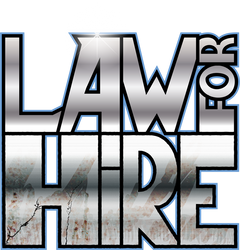 Comic Logo by LawForHire
