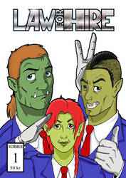 Law For Hire # 1 by LawForHire