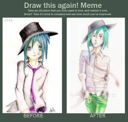 . Drawin it again! . by TheArta