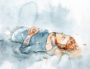 Sleep until.. by gratuaidong