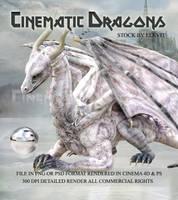 Cinematic Dragon 4 by Elevit-Stock
