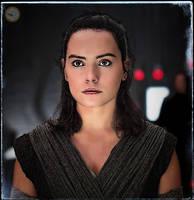 Rey - SW The last Jedi - by Doveri