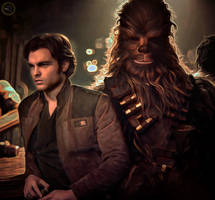 Solo: A Star Wars Story by Doveri