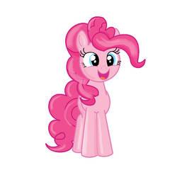 Pinkie Pie by PinkyPeachyPony