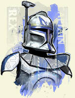 Star Wars:The Clone Wars by SteveAndersonDesign
