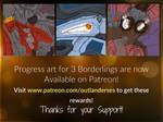 3 Progress Art on Patreon by OutlanderS3S