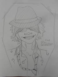 The Riddler by stormyormsby