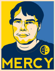 Shepard Fairey by stormyormsby