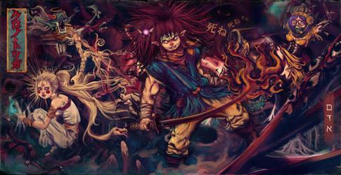 Chrono Trigger by Adam-Ralph