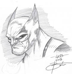 Woverine sketch by bathill8