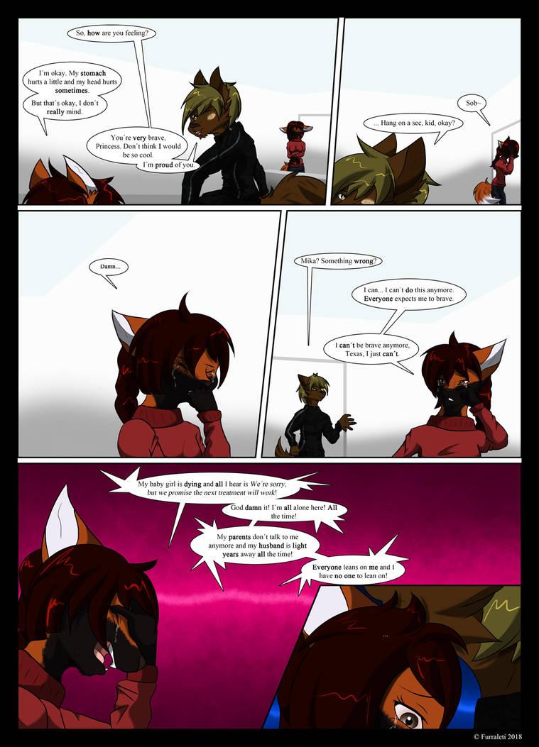 Page 100 (With Speedart) by Darwins-Evolution