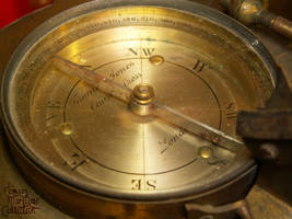A compass by CemaesMaritime