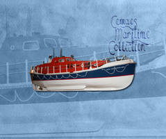 Lifeboat: the Ruby and Arthur Reed by CemaesMaritime