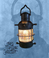A ship's lantern by CemaesMaritime