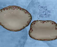 Elder Dempster Line Tableware by CemaesMaritime
