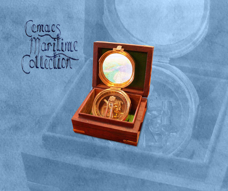 Compass by CemaesMaritime