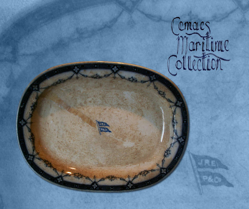 Serving Dish by CemaesMaritime