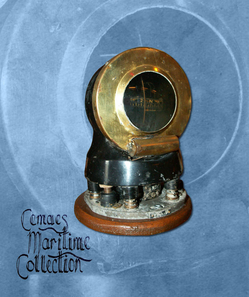 A Ship's Compass by CemaesMaritime