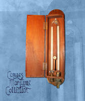 Water level gauge by CemaesMaritime