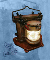 Lantern by CemaesMaritime