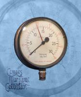 Pressure Gauge by CemaesMaritime