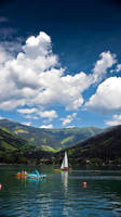 Zell am See by PORSCHER