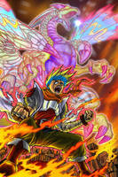 The Prince of Flames by Substance20