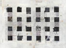 Noir sur Blanc by Versatis