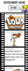 Loud House Screenshot Meme by YangIsCool