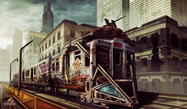 Patriots Train Concept by Apostolon-IAM
