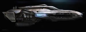 Ship Design 1 by Apostolon-IAM