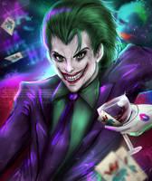 Joker by magato98