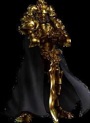 Gold Gabranth by AarontheGrey