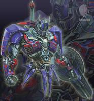 Transformers_Age of Extinction_Optimus Prime by hosanna9
