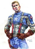 Captain America by hosanna9