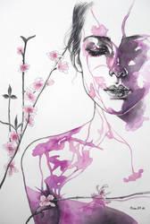 Blooming flowers by ericadalmaso