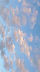 Sheeps in the sky by seeschloss