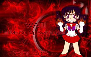 SMA - Sailor Mars 2 by EssJay89