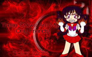 SMA - Sailor Mars 3 by EssJay89