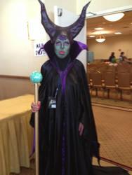 Maleficent by skittysango