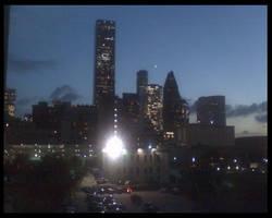 Houston Downtown by AlBeRt0