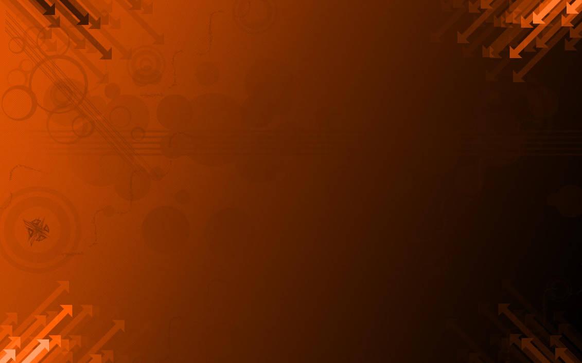 Orange Silence by AlBeRt0